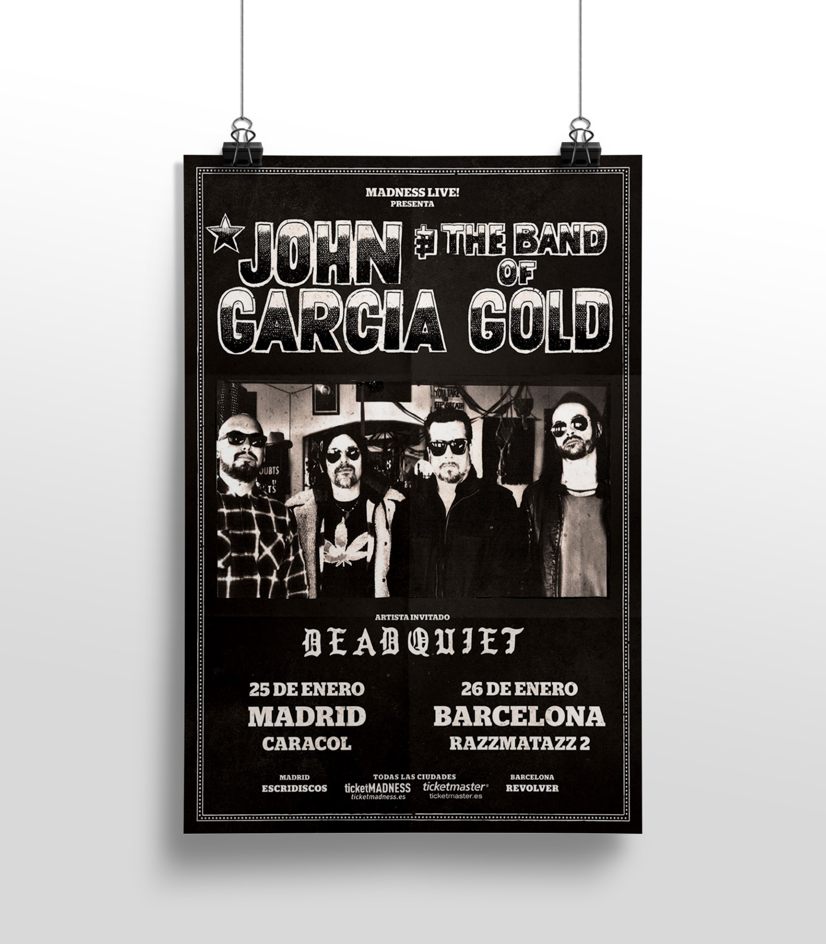 Madness Live Cartel 15